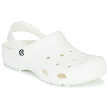 kengät Puukengät Crocs COAST CLOG WHI Valkoinen