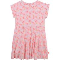 vaatteet Tytöt Lyhyt mekko Billieblush U12650-Z40 Vaaleanpunainen