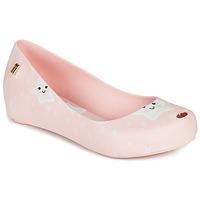 kengät Tytöt Sandaalit ja avokkaat Melissa MEL ULTRAGIRL SWEET DREAMS Vaaleanpunainen / Valkoinen