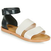 kengät Naiset Sandaalit ja avokkaat Melissa MELISSA MODEL SANDAL Valkoinen / Musta