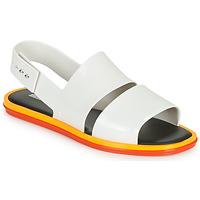 kengät Naiset Sandaalit ja avokkaat Melissa CARBON Valkoinen