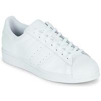 kengät Matalavartiset tennarit adidas Originals SUPERSTAR Valkoinen