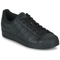 kengät Matalavartiset tennarit adidas Originals SUPERSTAR Musta