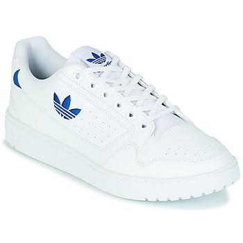 kengät Matalavartiset tennarit adidas Originals NY 92 Valkoinen / Sininen