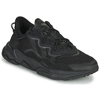 kengät Matalavartiset tennarit adidas Originals OZWEEGO Musta