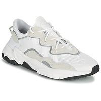 kengät Matalavartiset tennarit adidas Originals OZWEEGO Valkoinen / Beige