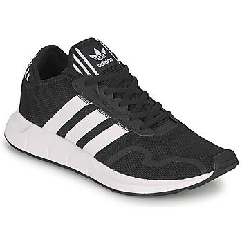 kengät Matalavartiset tennarit adidas Originals SWIFT RUN X Musta / Valkoinen