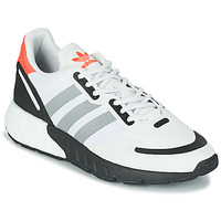 kengät Matalavartiset tennarit adidas Originals ZX 1K BOOST Valkoinen / Harmaa