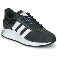 kengät Naiset Matalavartiset tennarit adidas Originals SL ANDRIDGE W Musta