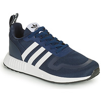 kengät Lapset Matalavartiset tennarit adidas Originals SMOOTH RUNNER J Laivastonsininen