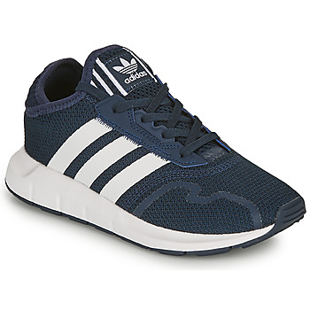 kengät Pojat Matalavartiset tennarit adidas Originals SWIFT RUN X C Laivastonsininen