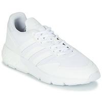 kengät Matalavartiset tennarit adidas Originals ZX 1K BOOST Valkoinen