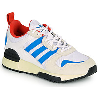 kengät Lapset Matalavartiset tennarit adidas Originals ZX 700 HD J Beige / Sininen