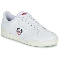 kengät Matalavartiset tennarit adidas Originals CONTINENTAL 80 Valkoinen