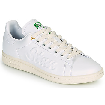kengät Matalavartiset tennarit adidas Originals STAN SMITH SUSTAINABLE Valkoinen