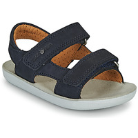 kengät Pojat Sandaalit ja avokkaat Shoo Pom GOA BOY SCRATCH Sininen