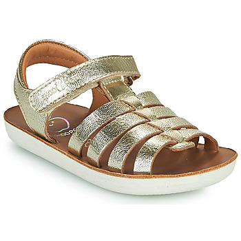 kengät Tytöt Sandaalit ja avokkaat Shoo Pom GOA SPART Hopea