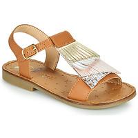 kengät Tytöt Sandaalit ja avokkaat Shoo Pom HAPPY FALLS Ruskea
