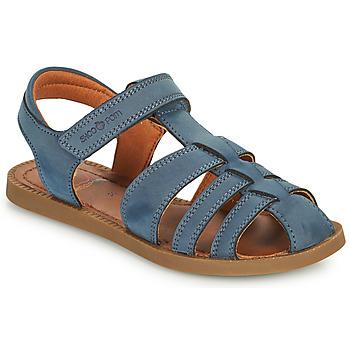 kengät Pojat Sandaalit ja avokkaat Shoo Pom SOLAR TONTON Sininen