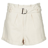 vaatteet Naiset Shortsit / Bermuda-shortsit Betty London ODILE Beige