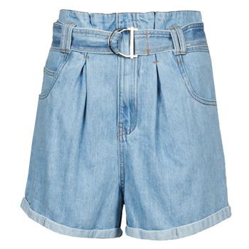 vaatteet Naiset Shortsit / Bermuda-shortsit Betty London ODILON Sininen