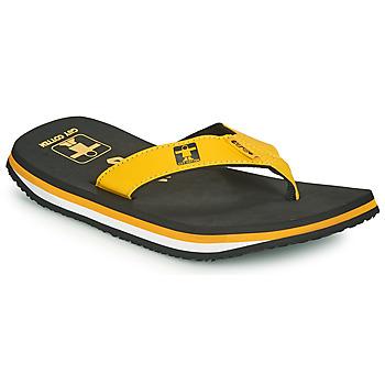 kengät Miehet Varvassandaalit Cool shoe ORIGINAL Musta / Keltainen