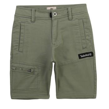 vaatteet Pojat Shortsit / Bermuda-shortsit Timberland KLOPA Khaki