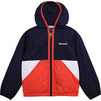 vaatteet Pojat Tuulitakit Timberland COPPO Monivärinen