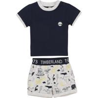 vaatteet Pojat Kokonaisuus Timberland PITTI Multicolour