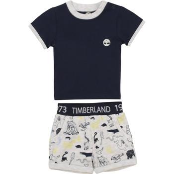 vaatteet Pojat Kokonaisuus Timberland PITTI Monivärinen