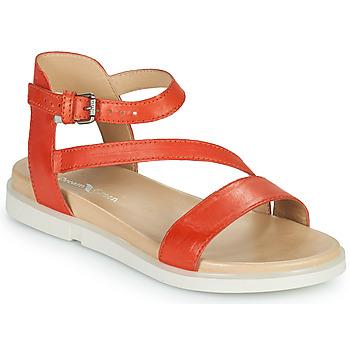kengät Naiset Sandaalit ja avokkaat Dream in Green OURY Orange