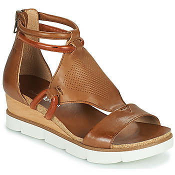 kengät Naiset Sandaalit ja avokkaat Dream in Green LIRABIEN Orange