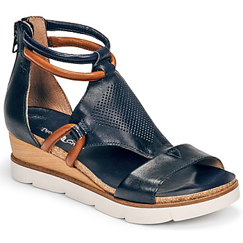 kengät Naiset Sandaalit ja avokkaat Dream in Green LIRABIEN Sininen