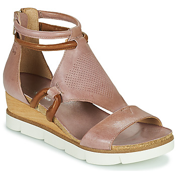 kengät Naiset Sandaalit ja avokkaat Dream in Green LIRABIEN Pink