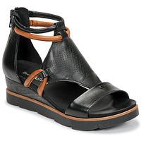 kengät Naiset Sandaalit ja avokkaat Dream in Green LIRABIEN Black