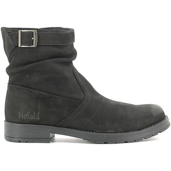 kengät Lapset Bootsit Holalà HL120002L Musta