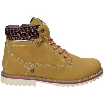 kengät Lapset Bootsit Wrangler WG17230 Keltainen