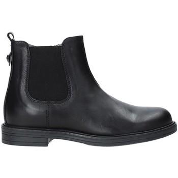 kengät Lapset Bootsit NeroGiardini A931380F Musta