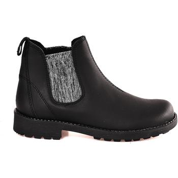 kengät Lapset Bootsit Grunland PO1384 Musta