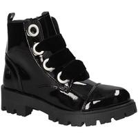 kengät Lapset Bootsit Melania ME6625F8I.A Musta