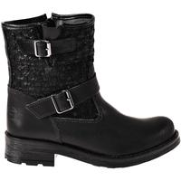 kengät Miehet Bootsit Melania ME6808F8I.Z Musta