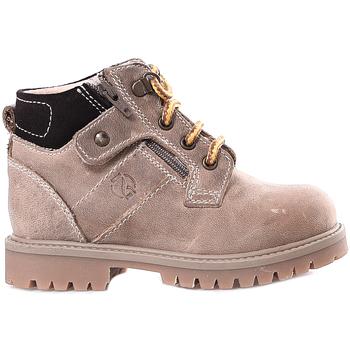 kengät Lapset Bootsit NeroGiardini A823370M Beige
