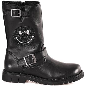 kengät Naiset Nilkkurit Holalà HL0009L0002J Musta