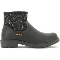kengät Lapset Bootsit Lulu LL110015S Musta