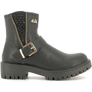 kengät Lapset Bootsit Lulu LL120008S Musta