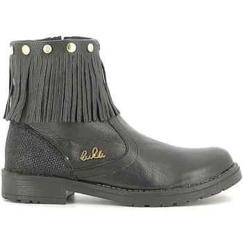 kengät Lapset Bootsit Lulu LL100020L Musta