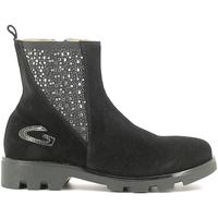 kengät Lapset Bootsit Alberto Guardiani GK22804G Musta