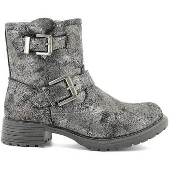 kengät Lapset Bootsit Wrangler WG16205B Harmaa