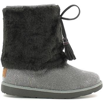 kengät Lapset Bootsit Wrangler WG16209K Musta