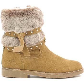 kengät Lapset Talvisaappaat Naurora NA-640 Beige